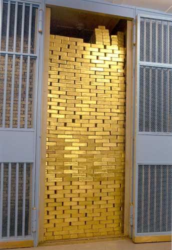 Fort Knox: El oro americano